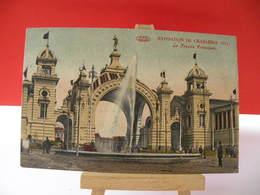 Belgique > Hainaut > Charleroi > Exposition De Charleroi 1911 - Circulé 1916 - Charleroi