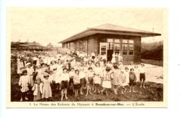 Le Home Des Enfants Du Hainaut à Breedene-sur-Mer - L'Ecole - Bredene