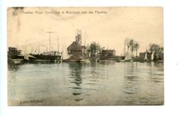Langerbrugge - Pavillon Royal Yacht Club Et Motorboat Club Des Flanres - Evergem