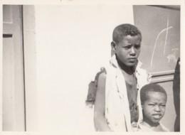 Ethiopia - Native Boys - Ethiopia