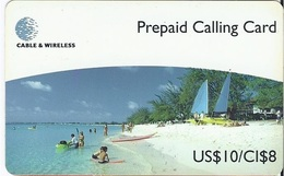 CAYMAN ISLANDS - SEVEN MILE BEACH - CAY26 - Kaimaninseln (Cayman I.)