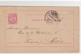 Portugal- 3 Postales Circularam Para -França - Belgica-Bruxelas - Portogallo
