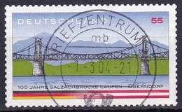 Allemagne (RFA) YT 2173 Mi 2347 Année 2003 (Used °) - [7] Federal Republic