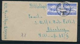 DEUTSCHES REICH - Luftfeldpost Dd 04-12-43 (ref. 1613) - Poste Aérienne