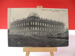 Belgique > Liège > Grâce-Hollogne > Institut St Lambert à Hollogne Aux Pierres - Circulé 1924 - Grâce-Hollogne