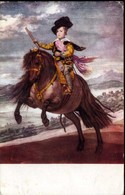 CPM - Le Prince Balthazar Au Musée Du Prado - Museum