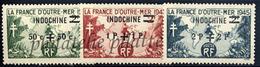 -Indochine 296/98** - Indochina (1889-1945)