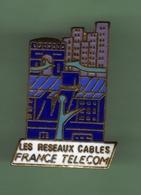 FRANCE TELECOM *** LES RESEAUX CABLES *** 1010 - France Telecom