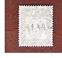 GERMANIA (GERMANY) - SG 1269 - 1961 FAMOUS GERMANS: G.E. LESSING, POET (WITH NUMBER AT BACK)  - USED° - [7] République Fédérale