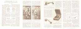 LE GRAMOPHONE Et La VIE  1923 - Musik & Instrumente