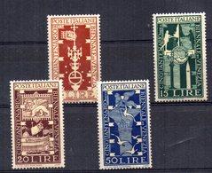 Serie Nº 532/5 Italia - 6. 1946-.. República