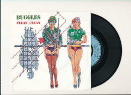 """BUGGLES """" CLEAN,CLEAN"""" Disque ISLAND 1980  TRES BON ETAT - Rock"""