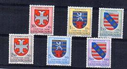 Serie Nº 553/8  Luxemburgo - Luxemburgo