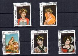 Serie Nº 948/52  Luxemburgo - Luxemburgo