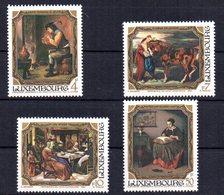 Serie Nº 1050/3  Luxemburgo - Luxemburgo