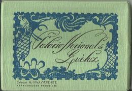 CARNET Complet De 10 Cartes Postales Modernes De Palacio Nacional De QUELUZ. - Lisboa