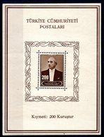 Hb-2 Turquia - 1921-... República