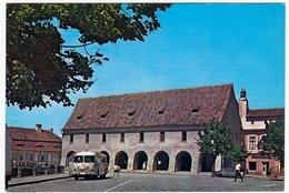 SIBIU - CASA ARTELOR - BUS - AUTOBUS - PULLMAN - Autobus & Pullman
