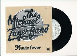 "THE MICHAEL ZAGER BAND "" MUSIC FEVER"" Disque PRIVATE STOCK1978  TRES BON ETAT - Rock"