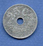 Luxembourg --   25 Centimes 1916  -  Km # 29 -  état  TTB - Lussemburgo