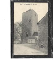 46-FLOIRAC-( Martel)-Une Vue Animée De La TOUR - France