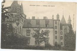 SOUVIGNY CHATEAU DES ISSARDS - France