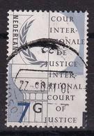 Cour De Justice 1989, Nvphnr D58, Vfu. Cv 4,50 Euro - Servizio