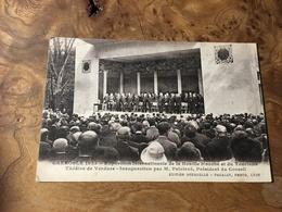 289/ GRENOBLE 1925 EXPOSITION INTERNATIONALE DE LA HOUILLE BLANCHE ET DU TOURISME - Grenoble