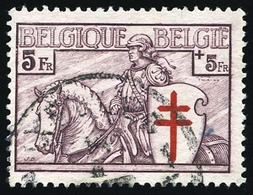 O Série Complète Antituberculeuse. Obl. TB.(cote : 165) - Belgique
