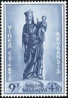 ** 6 Valeurs. Léger Pli Dans Un Coin Sur Le N°951.(cote : 165) - Belgique