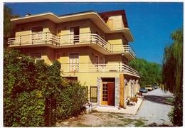 "RISTORANTE - ALBERGO ""IL BORGO"" - ANDORA - SAVONA - Vedi Retro - Hotels & Restaurants"