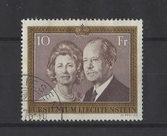 LIECHTENSTEIN.  YT  N° 557  Obl   1974 - Oblitérés