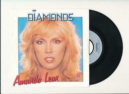 "AMANDA LEAR "" DIAMONDS "" Disque ARABELLA 1979  TRES BON ETAT - Rock"