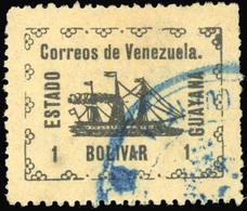 O Série De 5 Valeurs. Obl. SUP.(cote : 300) - Venezuela