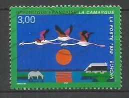 Frankreich  1999  Mi.Nr. 3382 , EUROPA CEPT - Natur- Und Nationalparks - Gestempelt / Fine Used / (o) - 1999