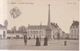 Arras La Place Victor Hugo 1906 - Arras