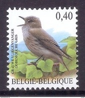 BELGIE * Buzin * Nr 3265 * Postfris Xx * FLUOR  PAPIER - 1985-.. Birds (Buzin)