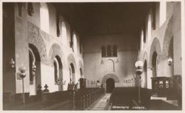 R025099 Brixworth Church - Cartes Postales