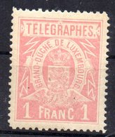 Sello Nº T-4  Belgica - Telégrafo