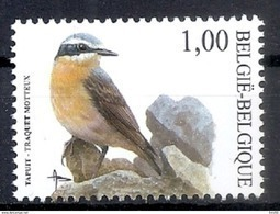 BELGIE * Buzin * Nr 3138 * Postfris Xx * WIT  PAPIER - 1985-.. Birds (Buzin)