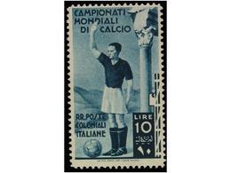 ITALIAN COLONIES - Italia