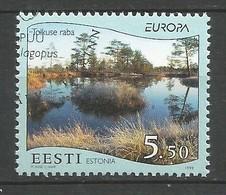 Estland / Eesti  1999  Mi.Nr. 343 , EUROPA CEPT - Natur- Und Nationalparks - Gestempelt / Fine Used / (o) - 1999
