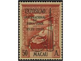 MACAU - Sin Clasificación