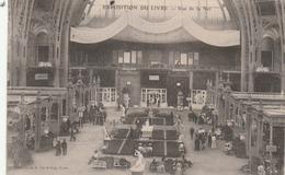 Paris - Grand Palais : Exposition Du Livre - Vue De La Nef. - Expositions