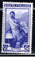ITA 523 // YVERT 572 // 1950 - 1946-.. République