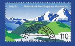 Deutschland  1999  Mi.Nr. 2046 , EUROPA CEPT - Natur- Und Nationalparks - Gestempelt / Fine Used / (o) - 1999
