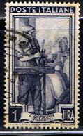ITALIE 524 // YVERT 573 // 1950 - 1946-.. République