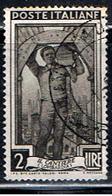 ITALIE 525 // YVERT 574 // 1950 - 1946-.. République