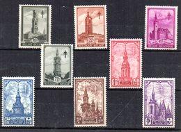 Serie Nº 519/21  Belgica - Bélgica