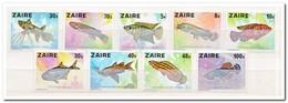 Zaïre 1978, Postfris MNH, Fish - 1971-79: Ongebruikt